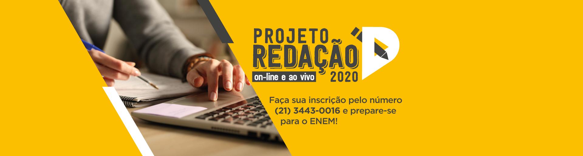 Projeto redação online